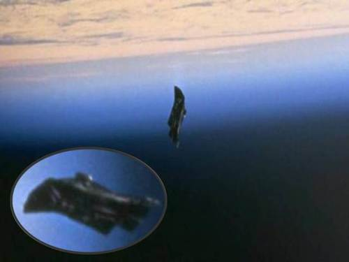 Facts about the unexplained Black Knight Satellite