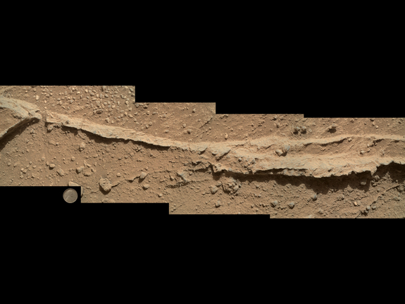 NASA's Curiosity Rover Finds Signs that Ancient Mars Had Water