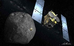 'Space cannon' to be fired into asteroid