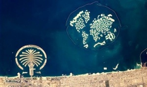 Will the Gulf's manmade islands sink into the sea?