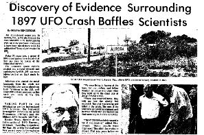 Texas UFO Crash : Documentary on the Greatest UFO Mystery in History