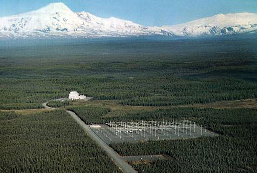 Strange Military Bases – HAARP Research Station