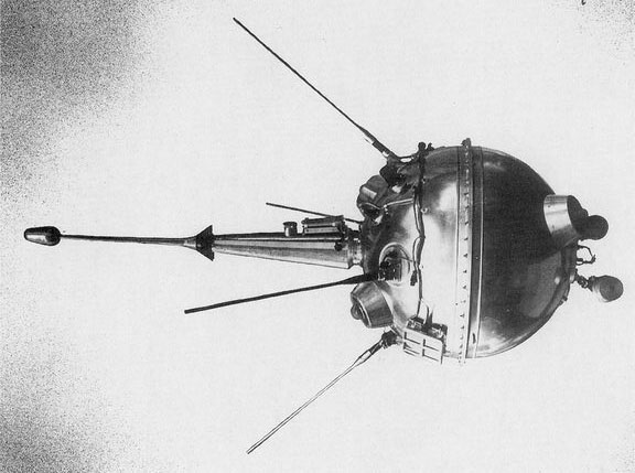 Is this really the first man made object on the moon?