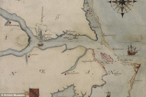 What happened to the lost colony of Roanoke Island?