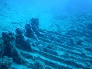 The mystery of the Bimini Road