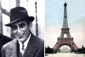Victor Lustig  – The man who sold the Eiffel Tower