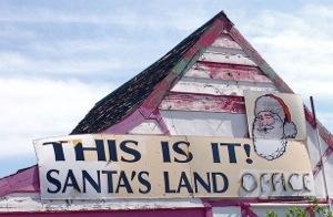 Ghost Town –  SANTA CLAUS, ARIZONA