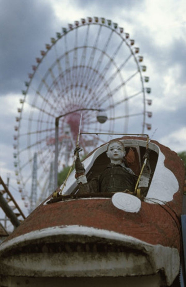 haunted and mysterious abandoned amusement parks � strange