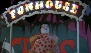 The strange story of the  Funhouse Mummy