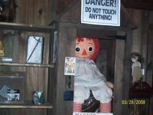 Haunted Objects – Annabelle the Demonic Doll