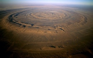 Strangest Natural Wonders – The Eye of the Sahara