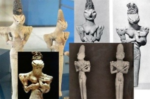 Strange ancient mystery – The Ubaid Lizard Men