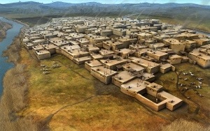The mystery of the ancient city of Çatalhöyük, Turkey
