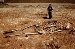 Did Giants Once Live in America?