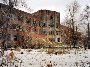 The Spooky Abandoned North Brother Island, New York