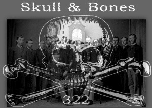 The secret Skull And Bones Society