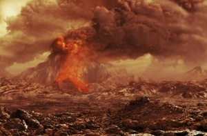 Active Volcanoes Found on Venus