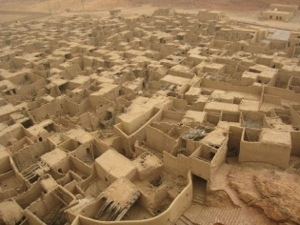Saudi Arabia's 2,000-Year-Old Ghost Town of Al-`Ula