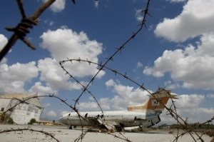Abandoned – Nicosia International Airport