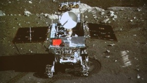 """Mystery objects in Chinese sky after claims moon rover """"killed by UFO"""""""
