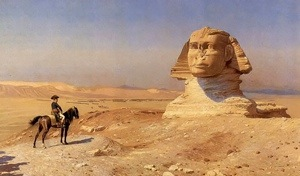 The secret  Sphinx Tunnels: proof of aliens?