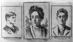 The strange case of Kate Soffel & The Biddle Brothers, 1902