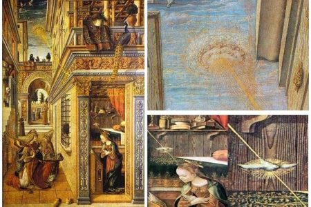 Art  and Paintings containing possible alien and UFO evidence
