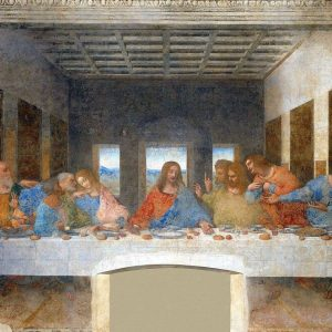 The Last Supper: A Mathematical & Astrological Puzzle?