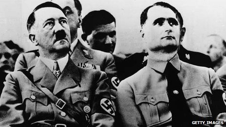 What really happened to the real Rudolf Hess?