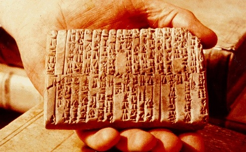 The Mystery Of The Ebla Tablets