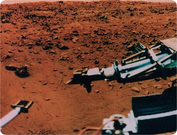 Did the Viking Lander find proof of Alien Life?