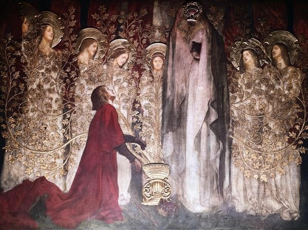 The Holy Grail Legend, Mystery from ancient times
