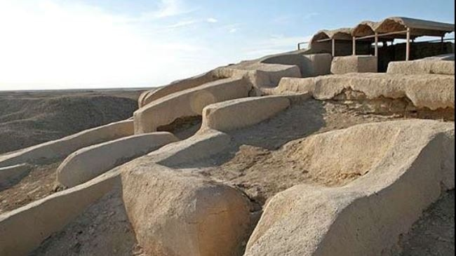 Iran's Burnt City reveals ancient strange burials