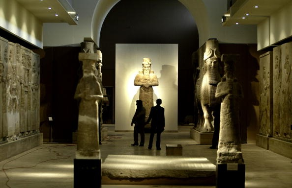 Was proof of alien life stolen from Iraq National Museum?