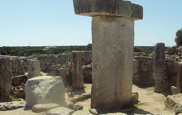 The mystery of The Taulas Of Menorca