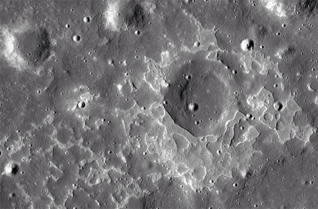Volcanoes erupted on the moon! Recently