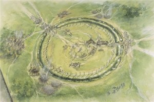 Another Stonehenge' discovered in England