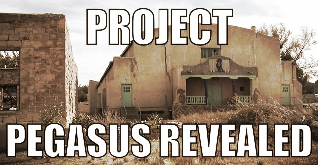 Time Travel and Project Pegasus
