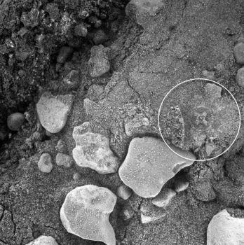 Celtic 'Cross' Discovered On Mars