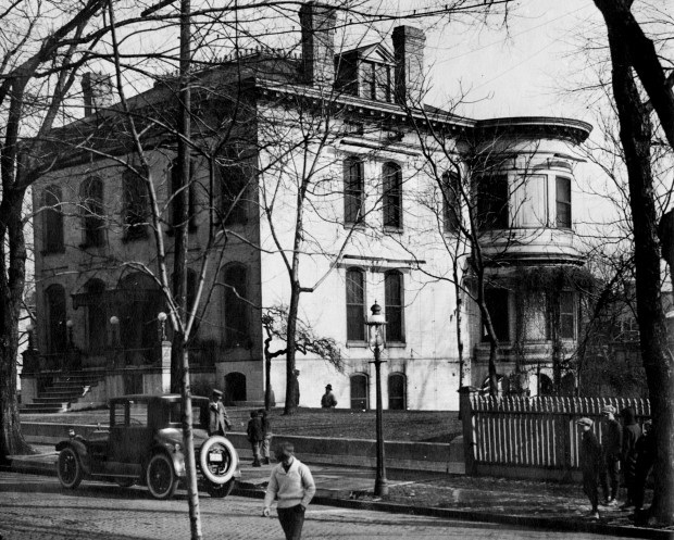 The Lemp family curse and the very haunted Lemp Mansion