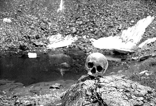 The Mystery of the Skeletons in Roopkund Lake, India