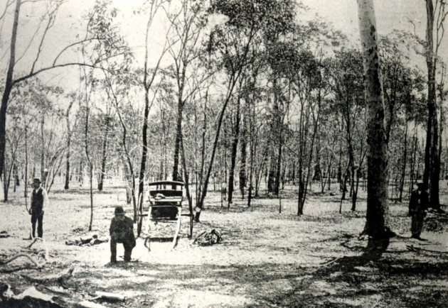 The Gatton Murders Crime Scene
