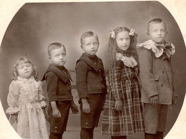 Weird Victorian Photos 1