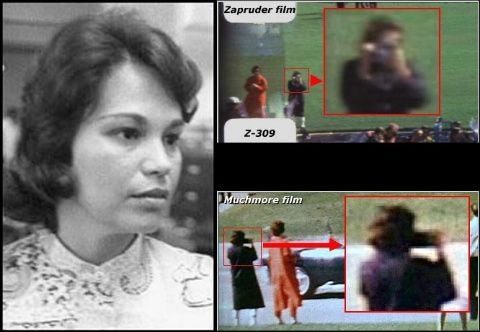 JFK Assassination – What did Mary Moorman's missing photo show?