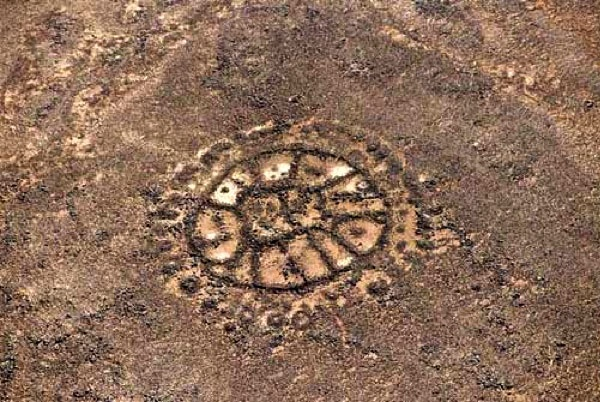 The unexplained stone circles in the Middle East