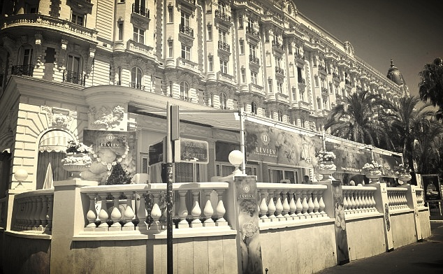 Site of two heists - InterContinental Carlton Cannes Hotel