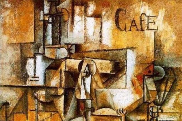Picasso, Le Pigeon aux peitis pois