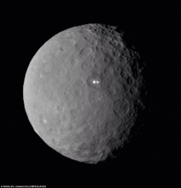 NASA – Will Dawn spacecraft find aliens on Ceres?