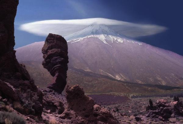 Pico del Teide Cloud