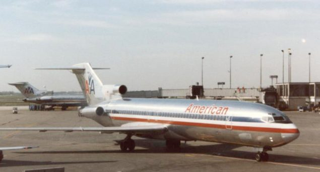 The very strange mystery of the missing Boeing 727-223